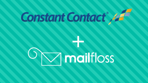 constant contact + mailfloss